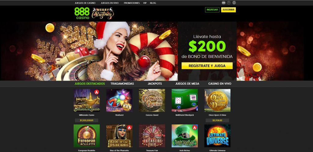 888 Casino Opiniones Bono Codigo Promocional Juegos Casino